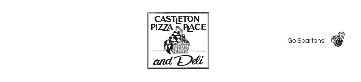 Castleton Pizza Place and Deli - Delicious pizza, fresh wraps and a full bar—open 7 days!